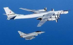 RAF jets scrambled to intercept Russian bombers - Telegraph