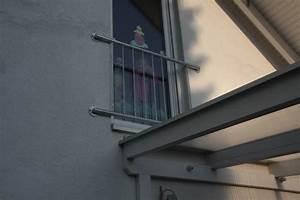 franzosischer balkon aus feuerverzinktem stahl With französischer balkon mit sonnenschirm bedruckt logo