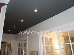 dalle plafond gyprex With porte d entrée pvc avec peinture pour plafond salle de bain