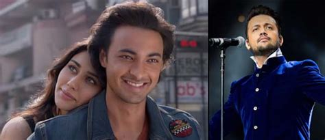 Atif Aslam's New Bollywood Song Tera Hua In Loveratri