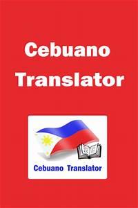 Cebuano dictionary to tagalog