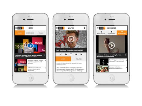 design indaba video app launches  android design indaba