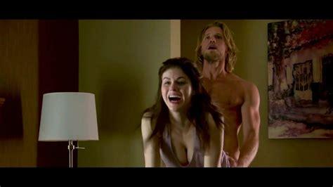 alexandra daddario s bouncing boobs in the layover porn 1e
