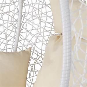 Hängesessel Mit Gestell : rattan h ngesessel mit gestell polyrattan h ngekorb wei relax gartensessel ebay ~ Eleganceandgraceweddings.com Haus und Dekorationen