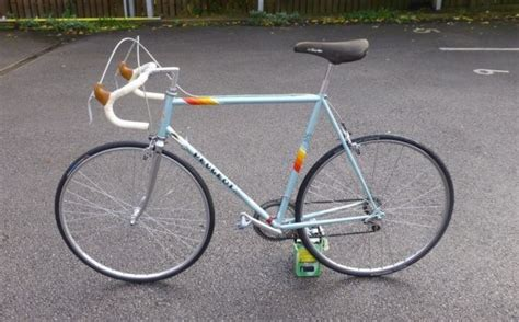 Peugeot Vintage Bikes by Retro Vintage Original Peugeot Road Racing Bike