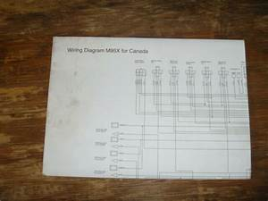 Kubota M95x For Canada Tractor Electrical Wiring Diagram