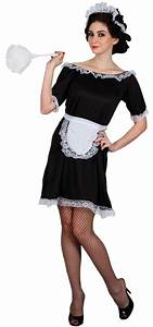 Classic French Maid Costume | All Ladies Costumes | Mega ...