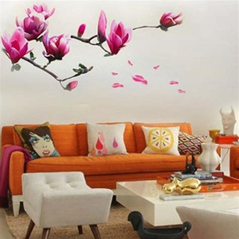 fiori adesivi per pareti 50 adesivi murali per la decorazione delle pareti di casa