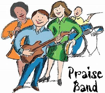 Praise Band Worship Church Communion Holy Christian