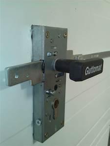 Pb de jeu serrure porte de garage sectionnelle for Serrure pour porte de garage sectionnelle