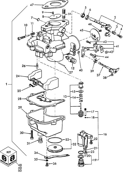 Ford Gas Tractor Wiring Diagram Auto