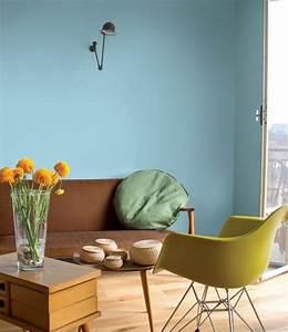 deco salon marron et jaune des idees novatrices sur la With couleur mur salon tendance 18 la decoration avec un meuble aquarium archzine fr