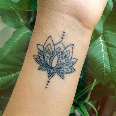 lotus flower tattoo ideas    excited