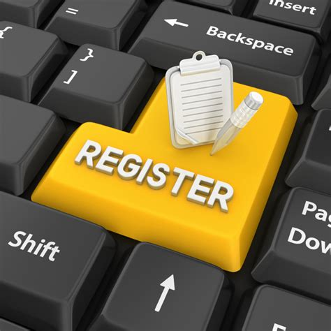 reasons  collecting registrations
