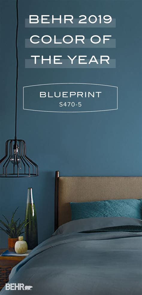 create  moody blue accent   home   behr