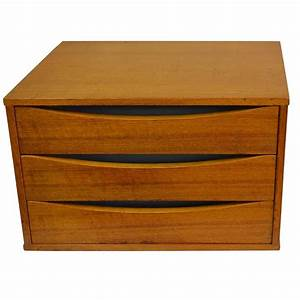 jewelry letter box of teak designed by arne vodder made With letter jewelry box