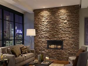 design ideas stone walls decor installation interior wall With interior rock wall design ideas