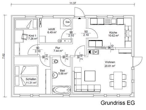 Grundriss Rechteckiges Haus by Schwedenhaus Norweger Haus Bauen