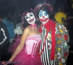 Disfraces caseros de Halloween para parejas fáciles de