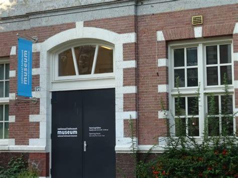 Amsterdam Museum National by Nationaal Holocaust Museum Plantage Middenlaan Amsterdam