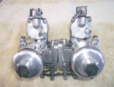 Sell Datsun 240z Carbs Rebuilt And Polished 4 Screw Su