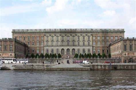 Visita al Palacio Real de Estocolmo : Viaje a Escandinavia