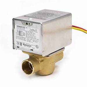 V8043e1012 - Honeywell V8043e1012  4 U0026quot  Sweat Zone Valve