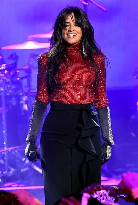 Camila Cabello Dick Clarks New Year Rockin Eve