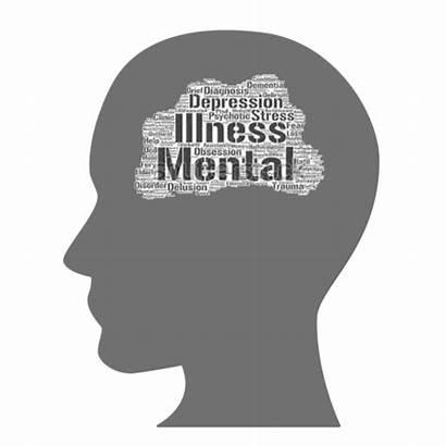 Mental Illness Severe Icon
