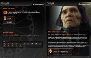Pixologic    Zbrush    Getting Started With Zbrush 4r4