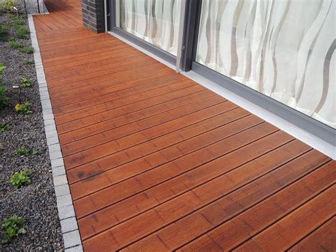 Bambus Terrassendielen Erfahrung by Bambus Terrassendielen Erfahrungen Bambus Wpc Anthrazit