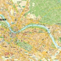 dresden map germany - Design Hotel Dresden Innenstadt