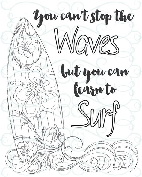 Coloring Quotes For Adults Printable by Inspirational Coloring Page Printable 03 Learn To