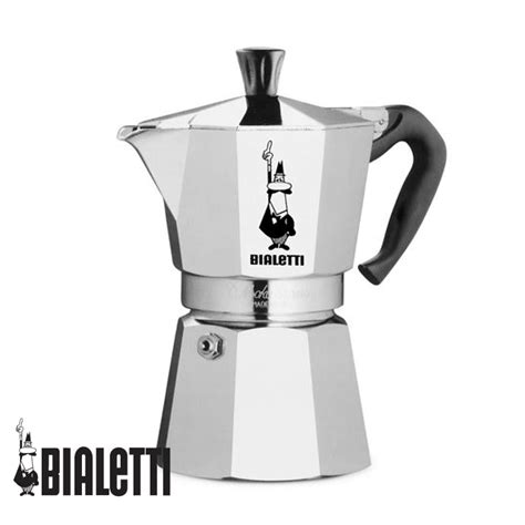 Shop for stovetop coffee pot online at target. Bialetti Moka Express Stovetop Espresso Maker For sale   Caddies Coffee