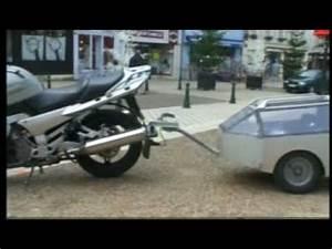 Remorque Moto Occasion : remorques pour chiens motards youtube ~ Maxctalentgroup.com Avis de Voitures