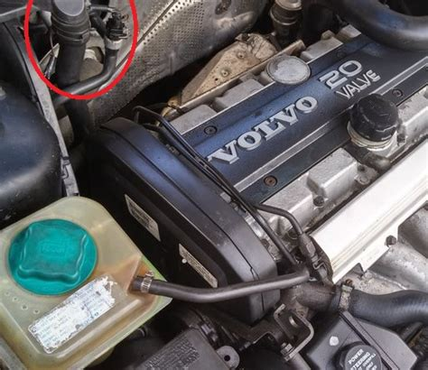 water leaking  engine bay volvo forums