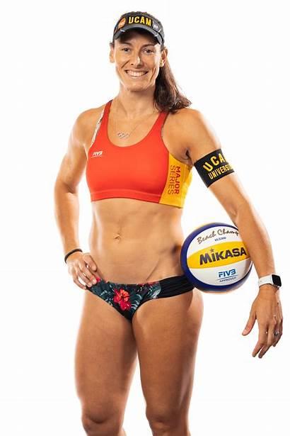 Liliana Steiner Volleyball Beach Elsa Height Player