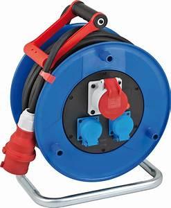 H07rn F 5g2 5 : garant cee 1 ip44 cable reel for site industry 20m h07rn f 5g2 5 brennenstuhl ~ Watch28wear.com Haus und Dekorationen