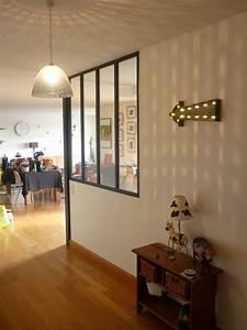 Verriere Cuisine Salon : verriere entre cuisine et salon maison design ~ Preciouscoupons.com Idées de Décoration