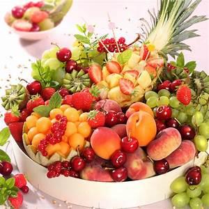 Panier A Fruit : corbeille de fruits 3kg ~ Teatrodelosmanantiales.com Idées de Décoration