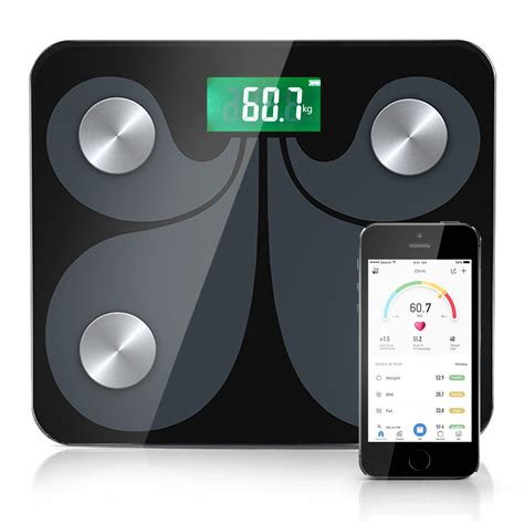 Bathroom Scale Android App by Led Digital Scale Bathroom Wireless Weight Scale