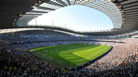 Manchester City F.C. (Football Club) of the Barclay's ...