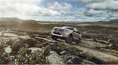Everest Ford Titanium Wallpapers Endeavour Diesel Thailand