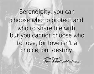 Serendipity Quotes Fate | www.pixshark.com - Images ...