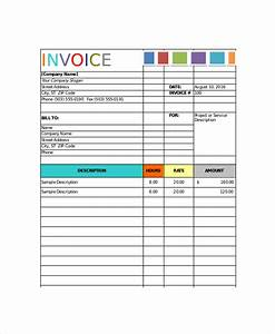 Painting invoice template 7 free excel pdf documents for House painting invoice template
