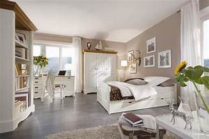 Jugendzimmer Dekorieren Ideen : deko idee wohnzimmer eiche bianco ~ Markanthonyermac.com Haus und Dekorationen