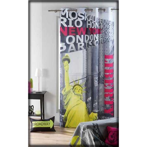 rideau quot new york quot 140x240cm