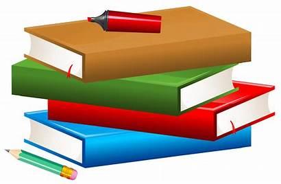 Clipart Books Pencil Marker Pencils Transparent Library