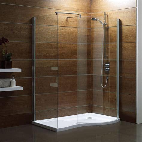 curved walk  shower pack rh