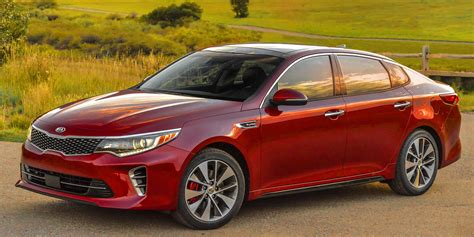 2018  Kia  Optima  Vehicles On Display  Chicago Auto Show